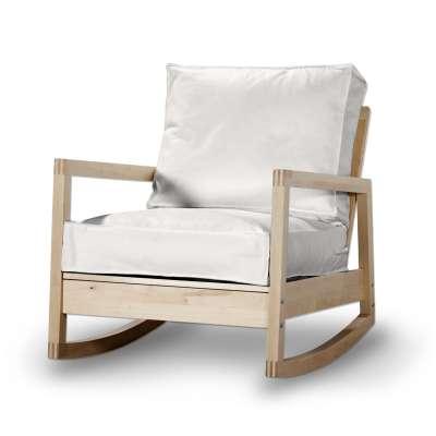 Pokrowiec na fotel Lillberg w kolekcji Cotton Panama, tkanina: 702-34