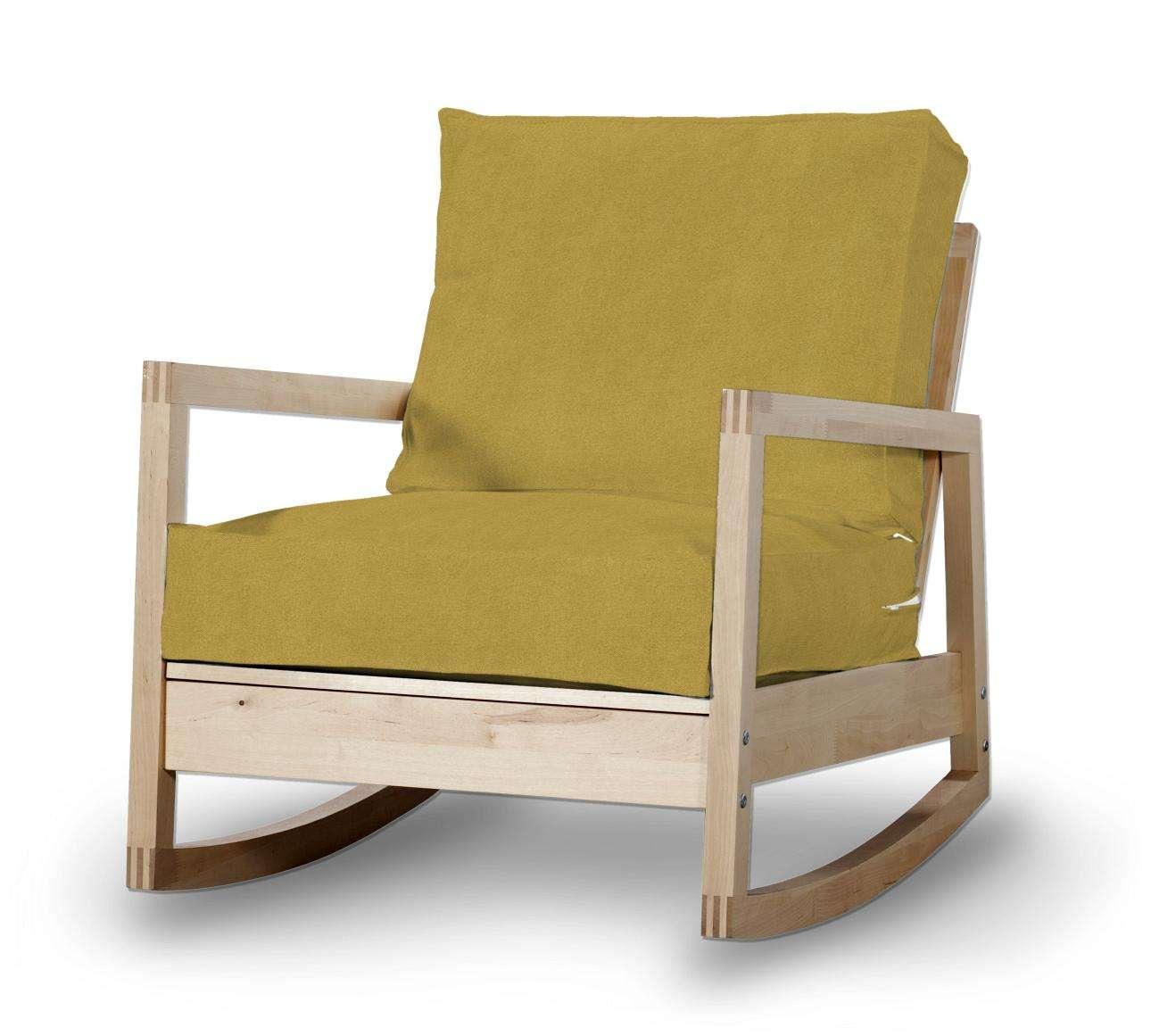 Pokrowiec na fotel Lillberg Fotel Lillberg w kolekcji Etna , tkanina: 705-04