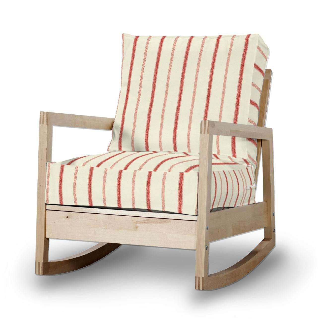 Pokrowiec na fotel Lillberg Fotel Lillberg w kolekcji Avinon, tkanina: 129-15