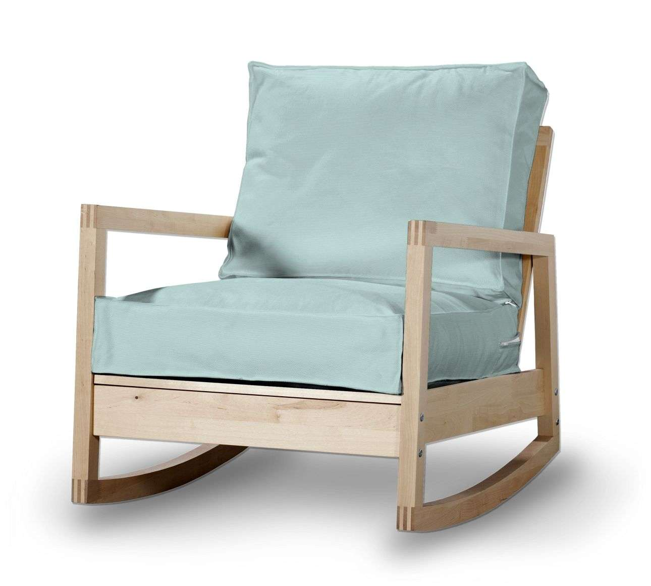 Pokrowiec na fotel Lillberg Fotel Lillberg w kolekcji Cotton Panama, tkanina: 702-10