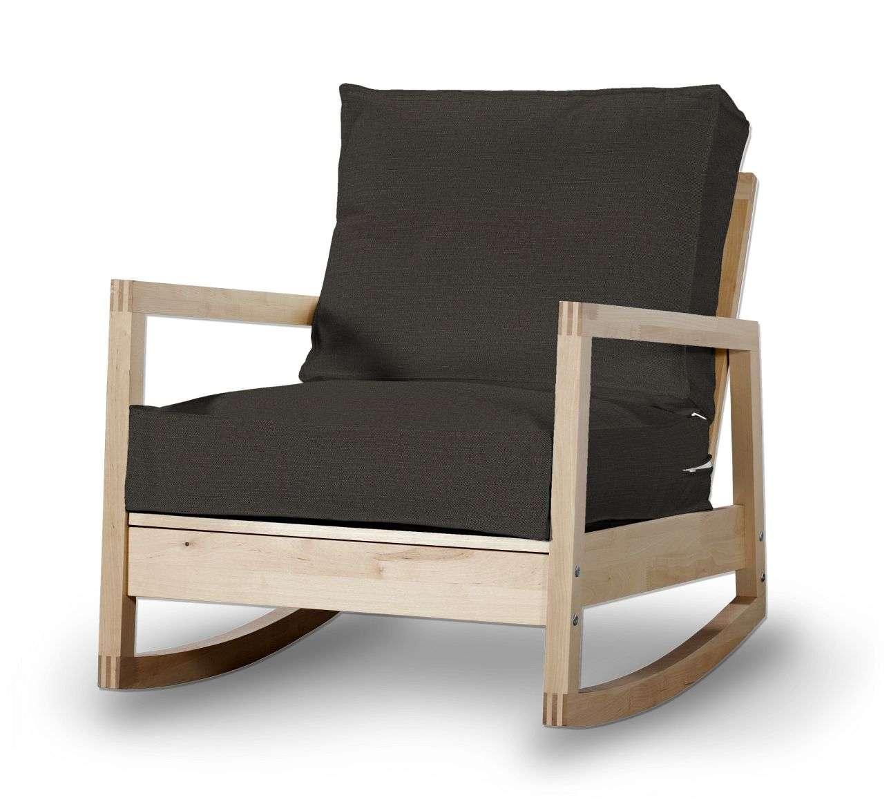 Pokrowiec na fotel Lillberg w kolekcji Etna, tkanina: 702-36