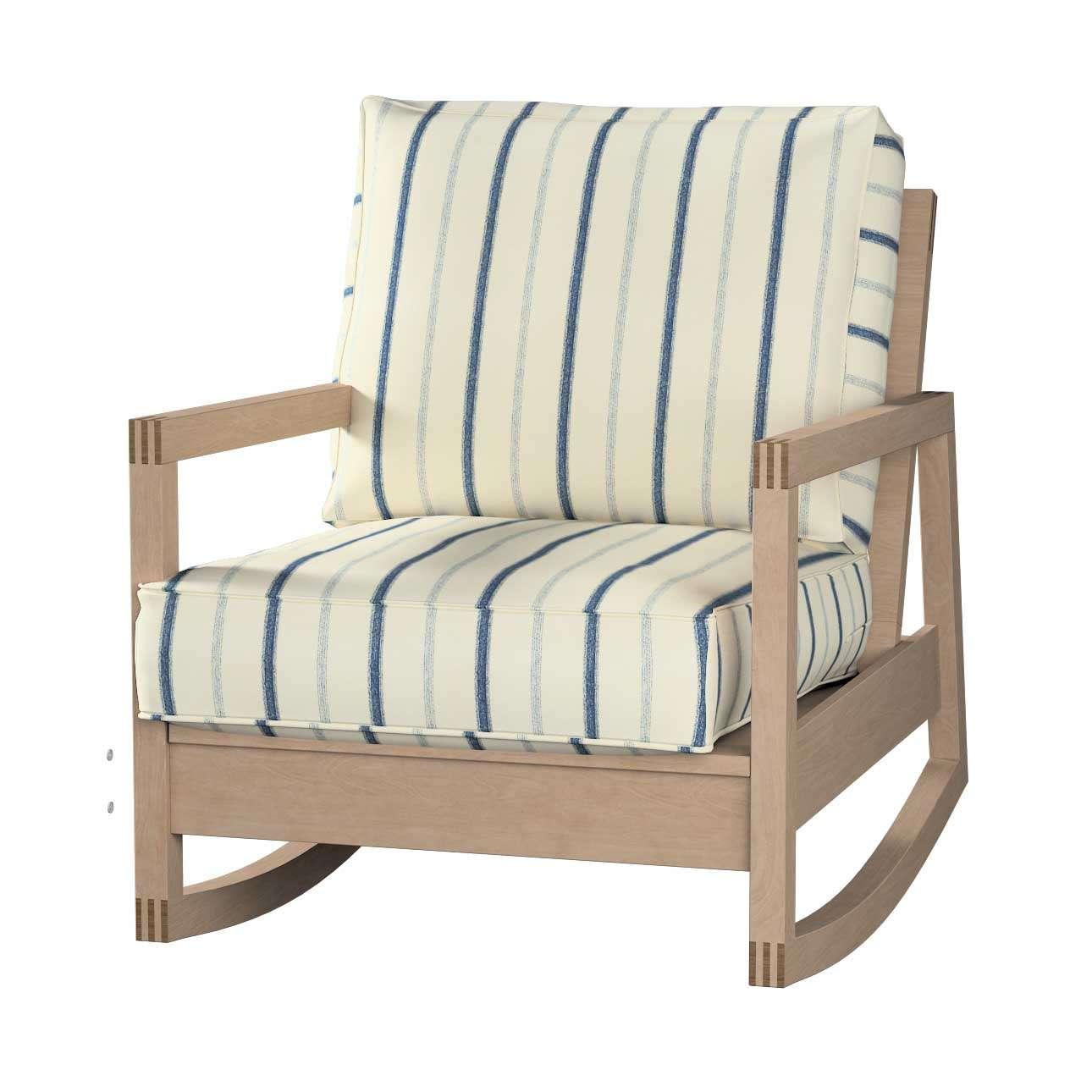 LILLBERG fotelio užvalkalas LILLBERG fotelio užvalkalas kolekcijoje Avinon, audinys: 129-66