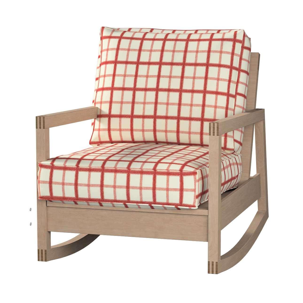 Dekoria Pokrowiec na fotel Lillberg