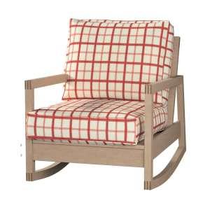Pokrowiec na fotel Lillberg Fotel Lillberg w kolekcji Avinon, tkanina: 131-15