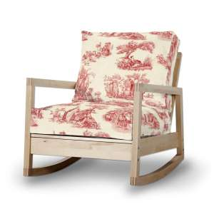 Pokrowiec na fotel Lillberg Fotel Lillberg w kolekcji Avinon, tkanina: 132-15
