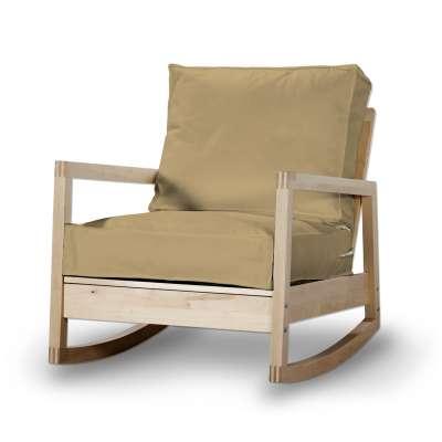 Pokrowiec na fotel Lillberg 160-93 piaskowy szenil Kolekcja Living II