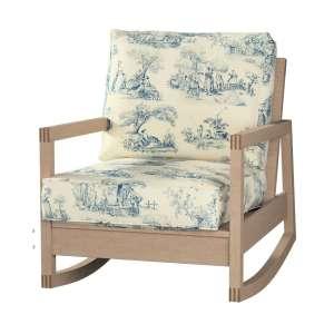 Pokrowiec na fotel Lillberg Fotel Lillberg w kolekcji Avinon, tkanina: 132-66