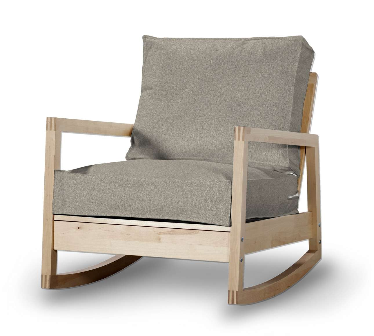 Pokrowiec na fotel Lillberg w kolekcji Madrid, tkanina: 161-23
