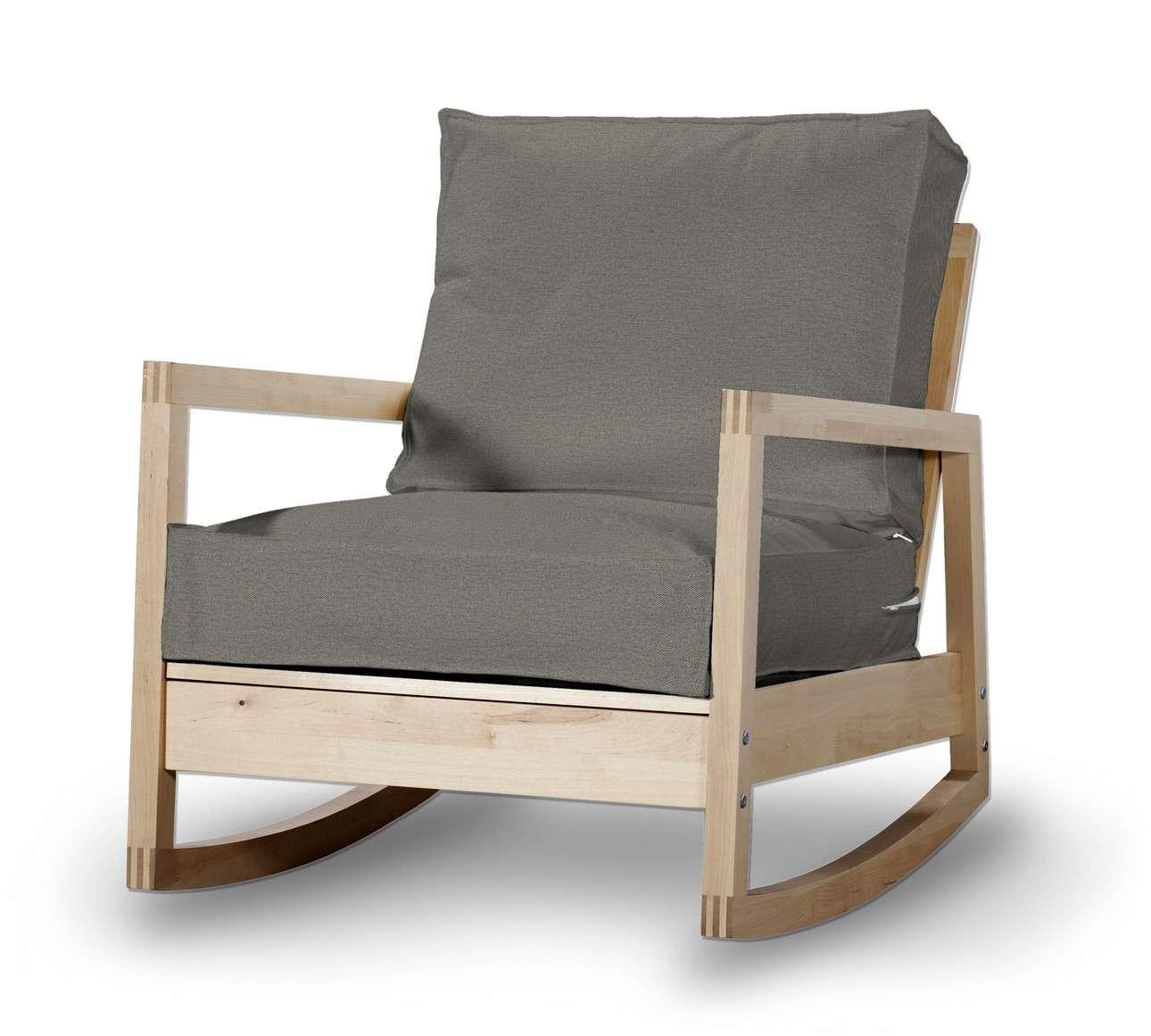 Pokrowiec na fotel Lillberg w kolekcji Etna, tkanina: 161-25