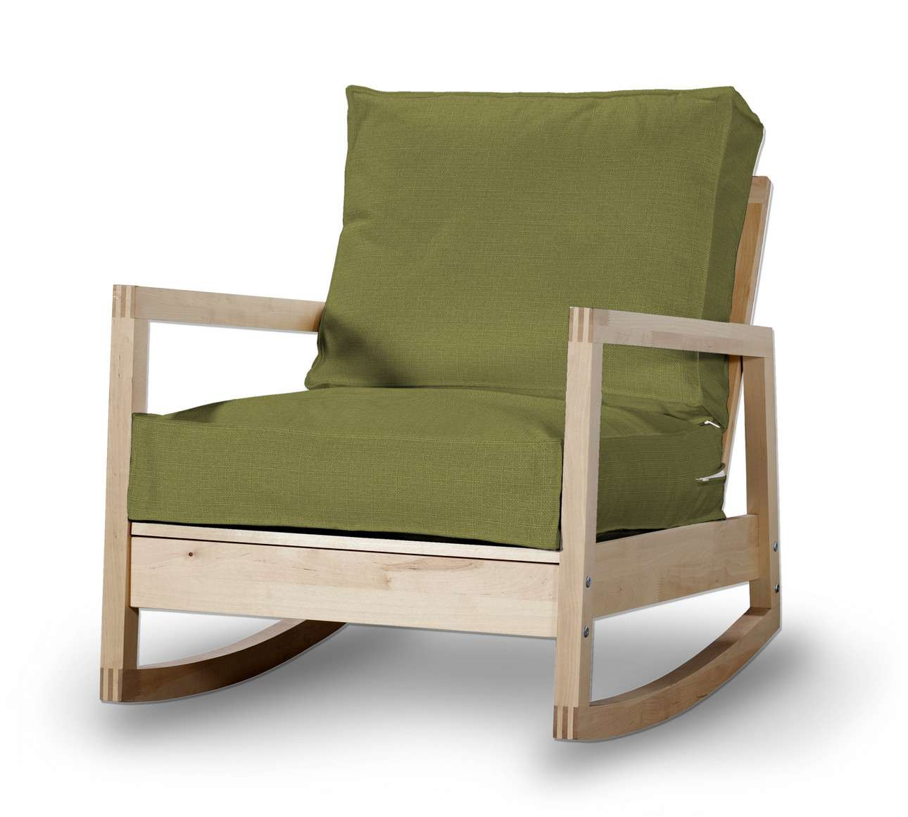 Pokrowiec na fotel Lillberg w kolekcji Living, tkanina: 161-13