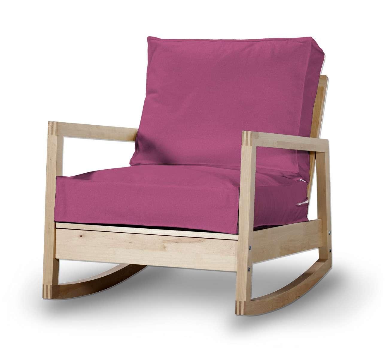 Pokrowiec na fotel Lillberg w kolekcji Living, tkanina: 161-29