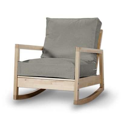 Pokrowiec na fotel Lillberg 161-83 jasno szara jodełka Kolekcja Bergen