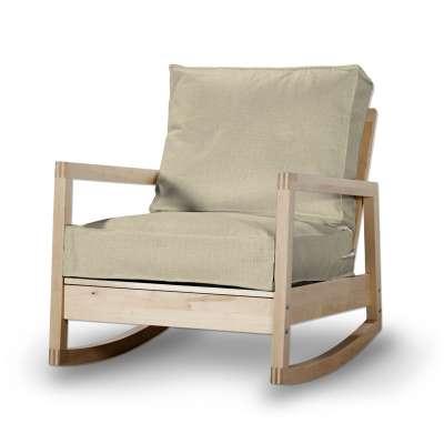 Lillberg betræk lænestol 161-45 Beige/grøn meleret Kollektion Living