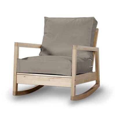 Pokrowiec na fotel Lillberg 161-53 ciepły szary Kolekcja Living