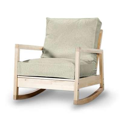 Pokrowiec na fotel Lillberg 161-62 szaro - beżowy melanż Kolekcja Living