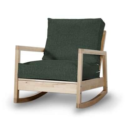 Pokrowiec na fotel Lillberg 704-81 leśna zieleń szenil Kolekcja City