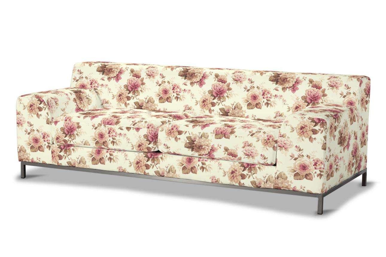 Kramfors 3-Sitzer Sofabezug Sofahusse, Kramfors 3-Sitzer von der Kollektion Mirella, Stoff: 141-06