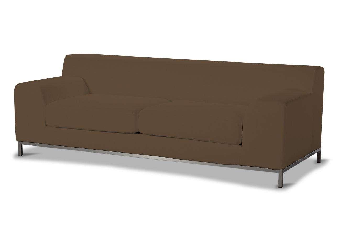 Pokrowiec na sofę Kramfors 3-osobowa Sofa Kramfors 3-osobowa w kolekcji Cotton Panama, tkanina: 702-02