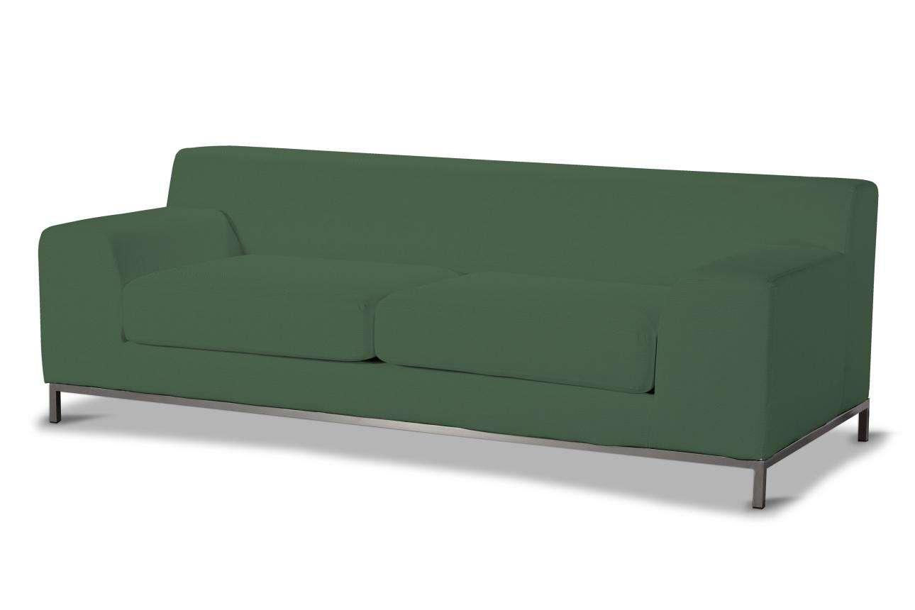 Kramfors 3-Sitzer Sofabezug Sofahusse, Kramfors 3-Sitzer von der Kollektion Cotton Panama, Stoff: 702-06