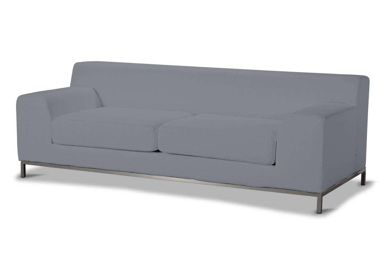 Pokrowiec na sofę Kramfors 3-osobowa Sofa Kramfors 3-osobowa w kolekcji Cotton Panama, tkanina: 702-07