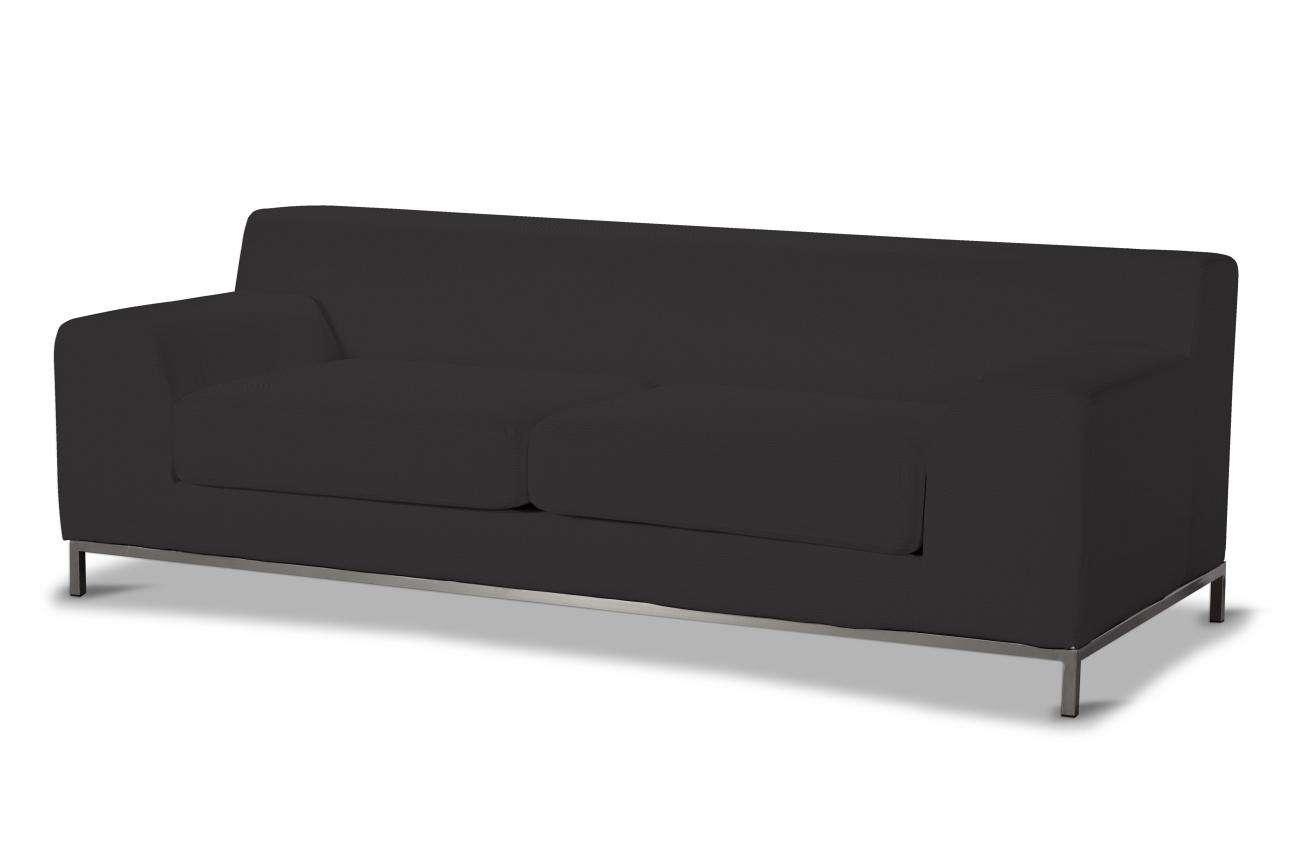 Pokrowiec na sofę Kramfors 3-osobowa Sofa Kramfors 3-osobowa w kolekcji Cotton Panama, tkanina: 702-08
