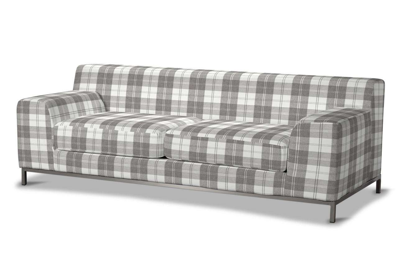 Pokrowiec na sofę Kramfors 3-osobowa w kolekcji Edinburgh, tkanina: 115-79