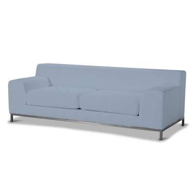 KRAMFORS trivietės sofos užvalkalas kolekcijoje Chenille, audinys: 702-13