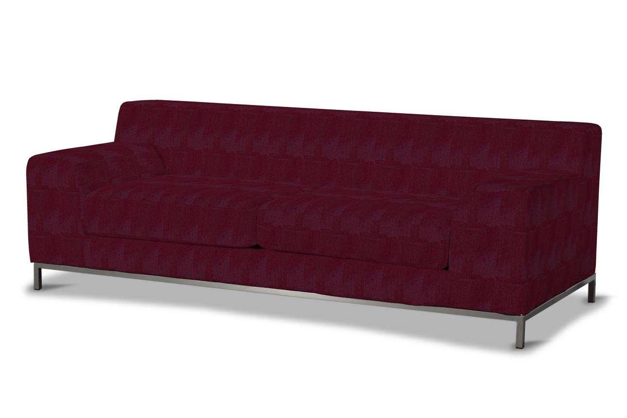 KRAMFORS trivietės sofos užvalkalas KRAMFORS trivietės sofos užvalkalas kolekcijoje Chenille, audinys: 702-19
