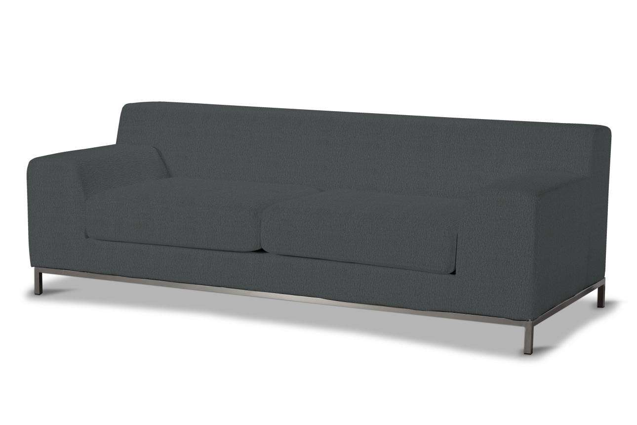 Pokrowiec na sofę Kramfors 3-osobowa Sofa Kramfors 3-osobowa w kolekcji Chenille, tkanina: 702-20