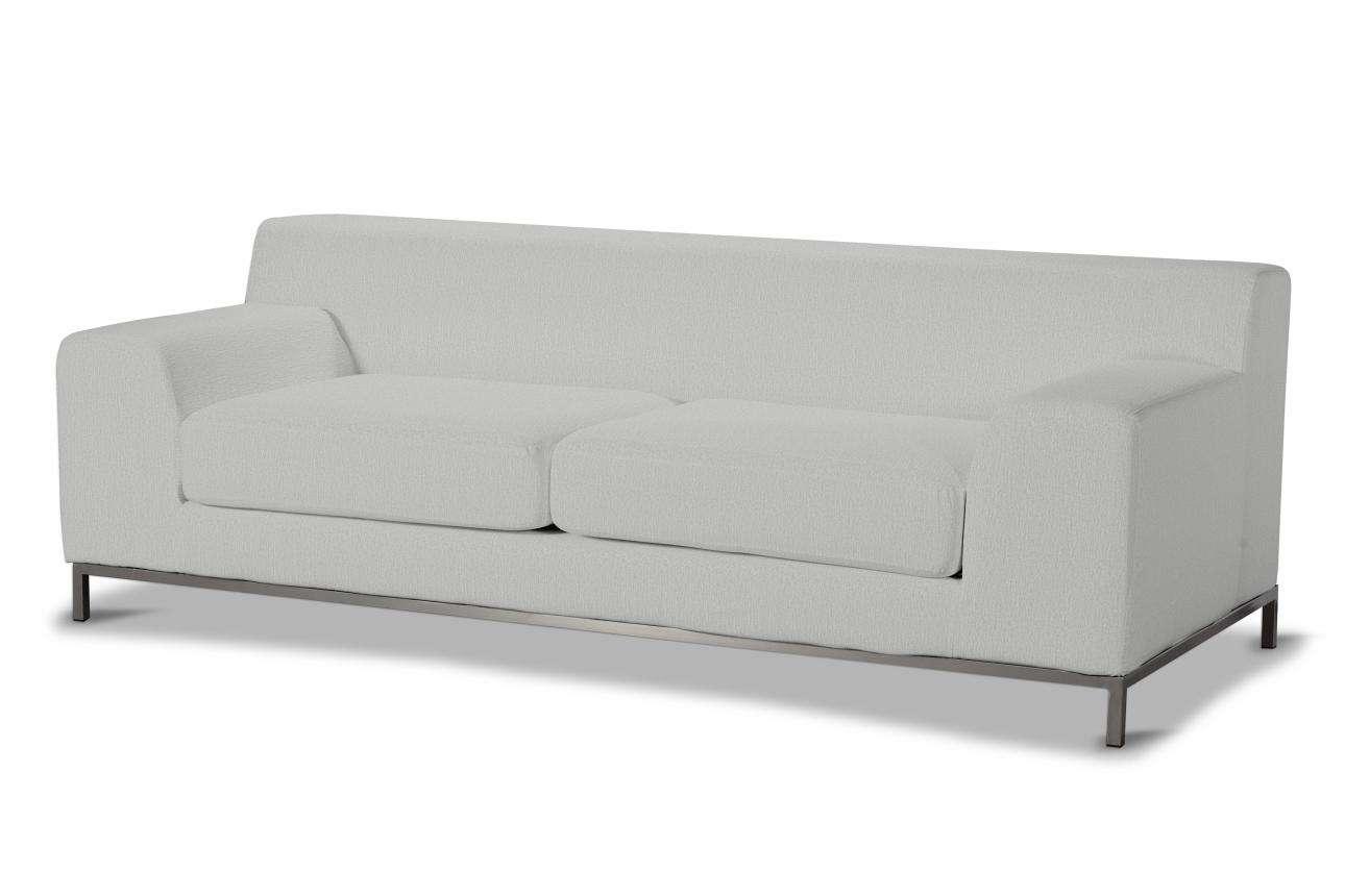 Pokrowiec na sofę Kramfors 3-osobowa w kolekcji Chenille, tkanina: 702-23