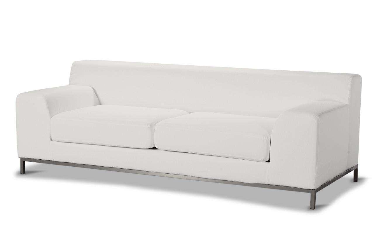 Kramfors 3-Sitzer Sofabezug Sofahusse, Kramfors 3-Sitzer von der Kollektion Etna, Stoff: 705-01