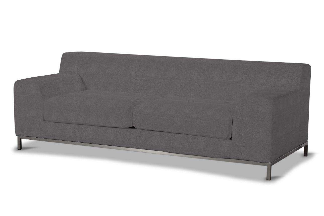 KRAMFORS trivietės sofos užvalkalas KRAMFORS trivietės sofos užvalkalas kolekcijoje Etna , audinys: 705-35