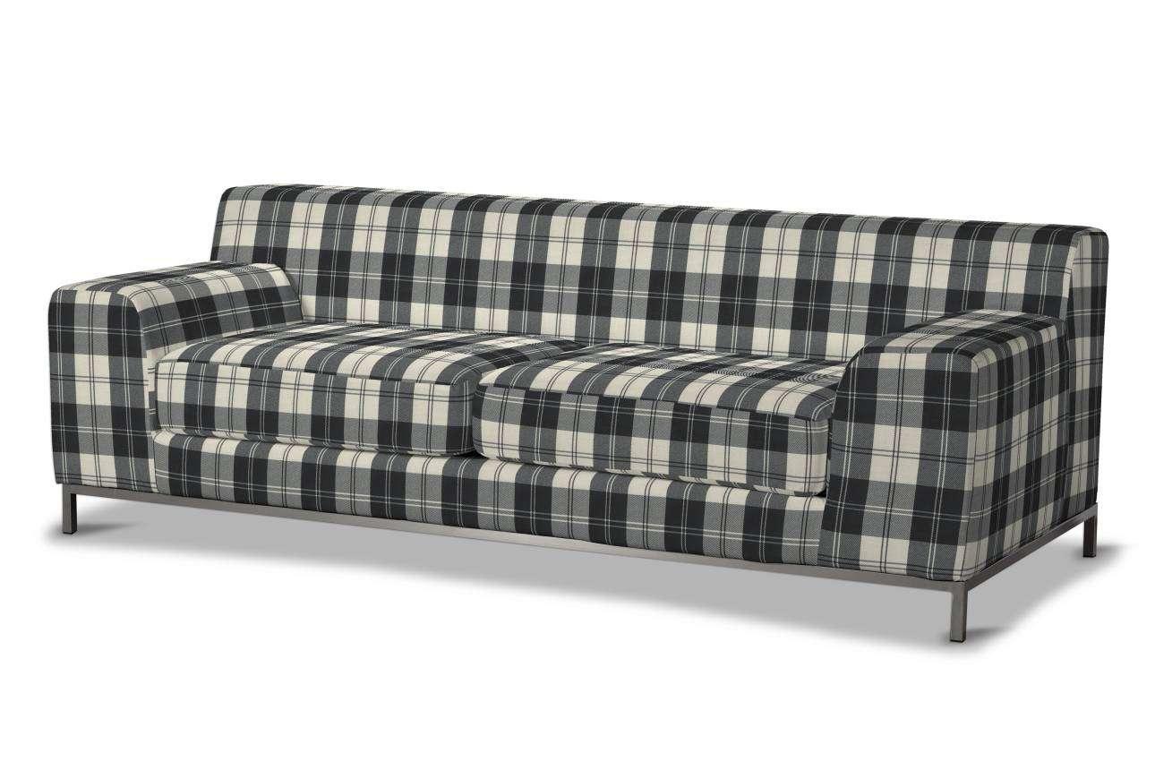 Pokrowiec na sofę Kramfors 3-osobowa Sofa Kramfors 3-osobowa w kolekcji Edinburgh, tkanina: 115-74