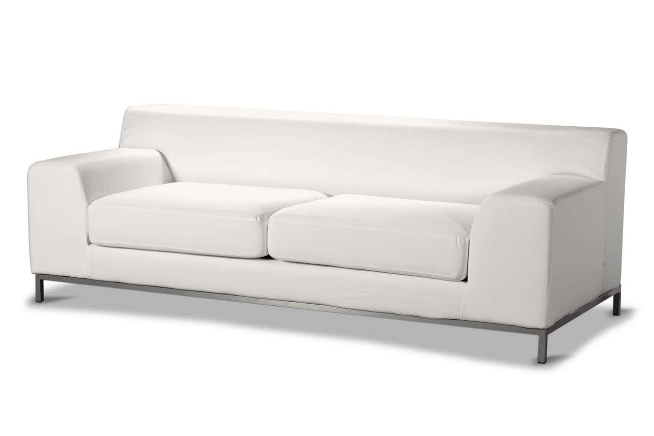 Kramfors 3-Sitzer Sofabezug Sofahusse, Kramfors 3-Sitzer von der Kollektion Cotton Panama, Stoff: 702-34
