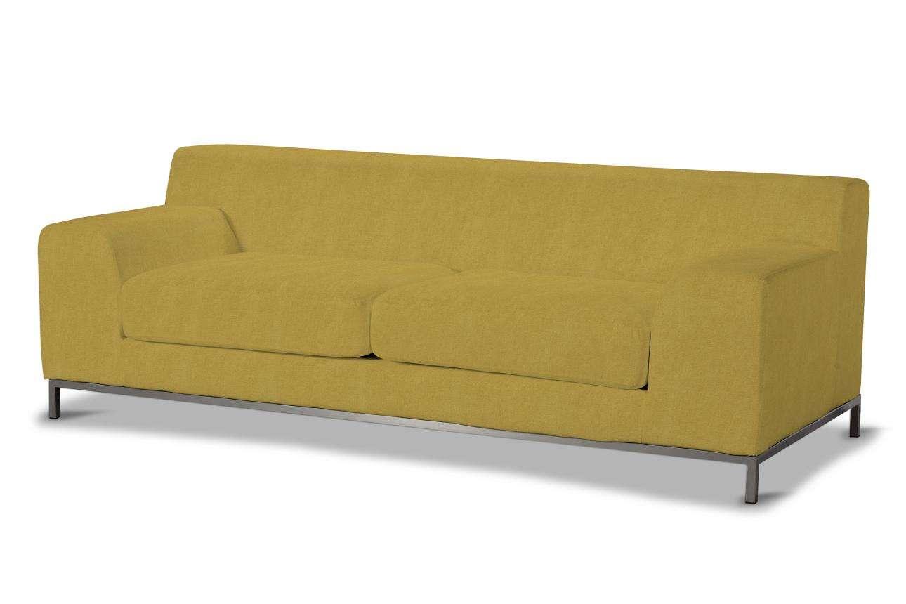 Pokrowiec na sofę Kramfors 3-osobowa w kolekcji Etna, tkanina: 705-04