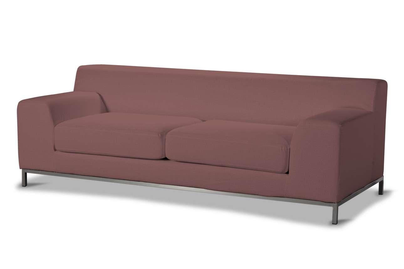 Pokrowiec na sofę Kramfors 3-osobowa w kolekcji Ingrid, tkanina: 705-38
