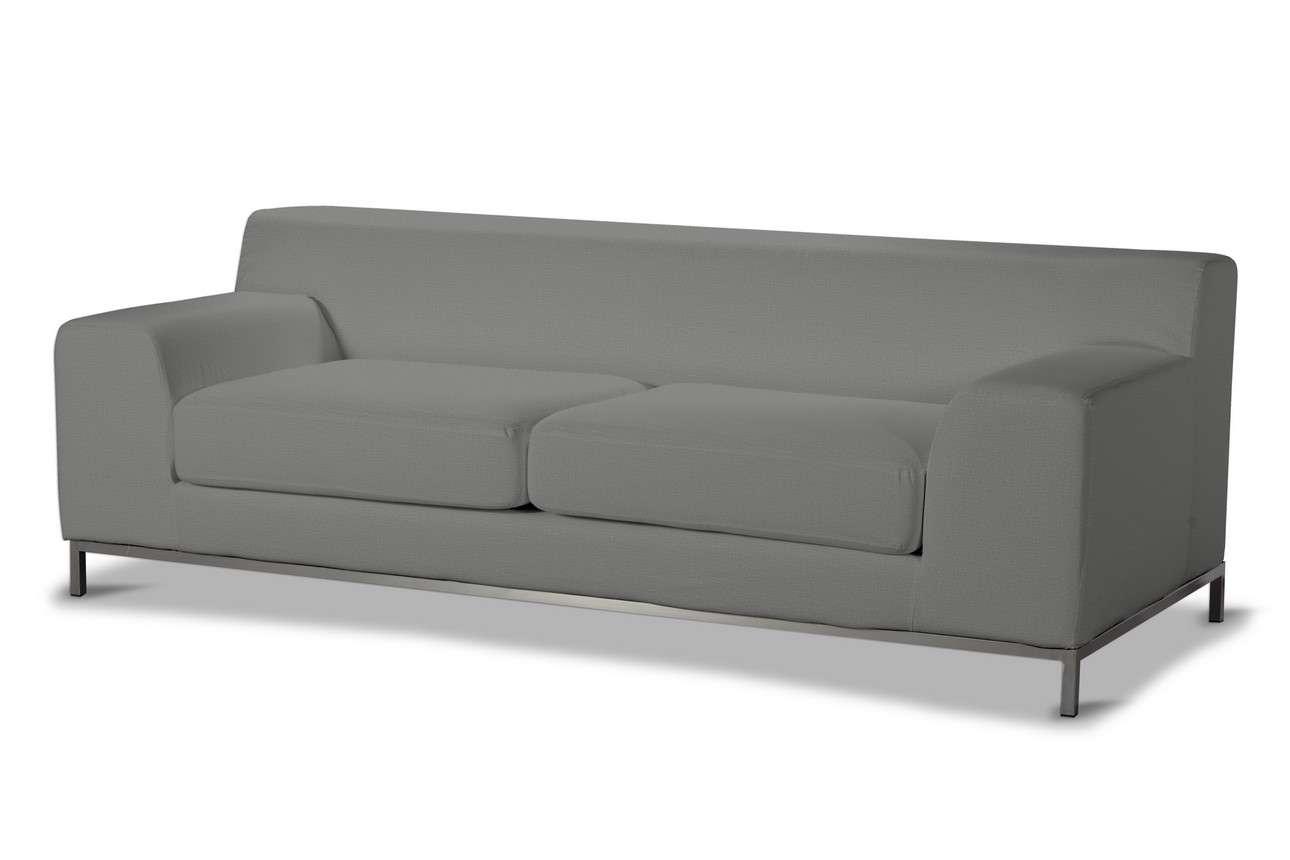 Pokrowiec na sofę Kramfors 3-osobowa w kolekcji Ingrid, tkanina: 705-42