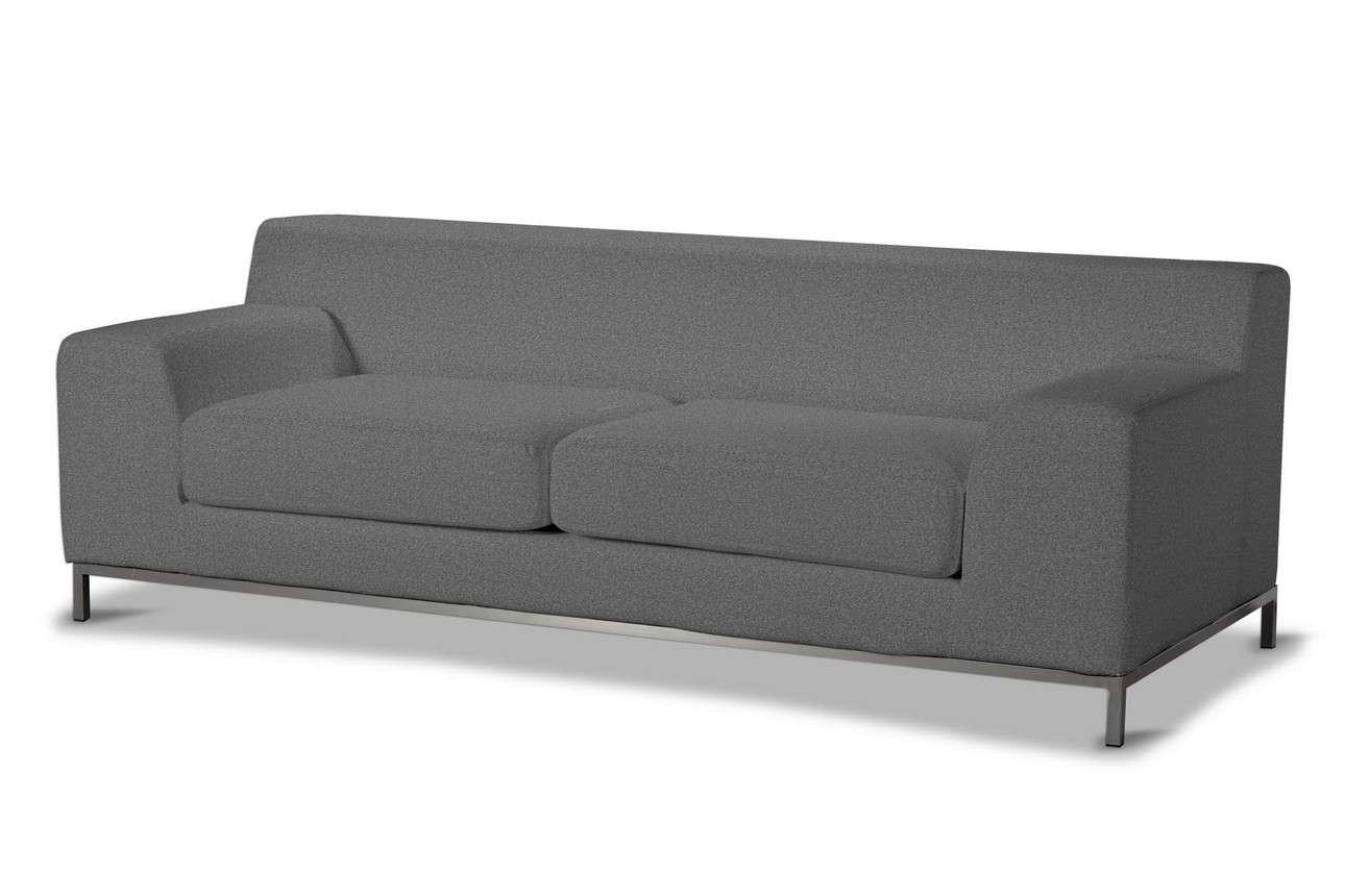 Pokrowiec na sofę Kramfors 3-osobowa w kolekcji Amsterdam, tkanina: 704-47