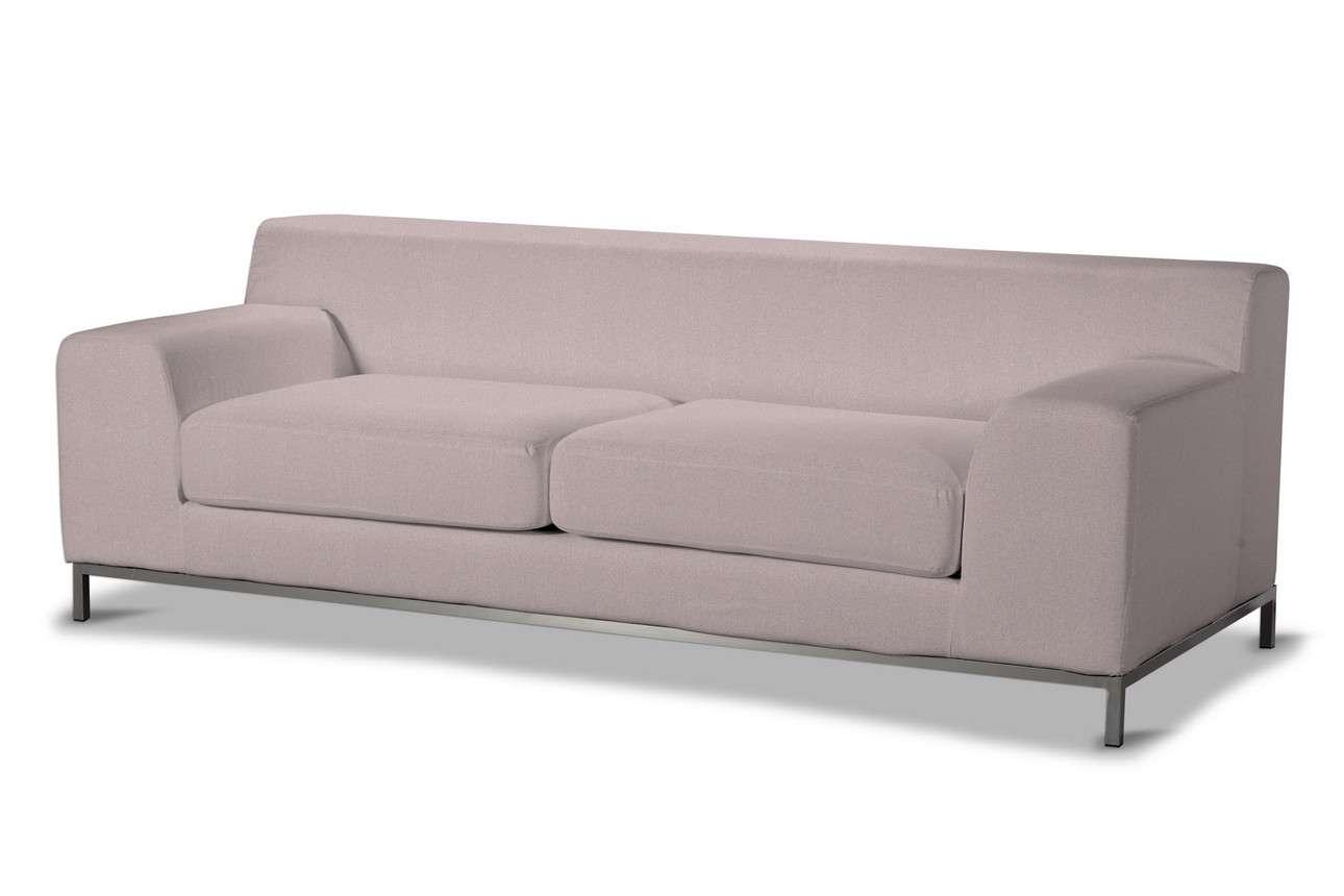 Pokrowiec na sofę Kramfors 3-osobowa w kolekcji Amsterdam, tkanina: 704-51