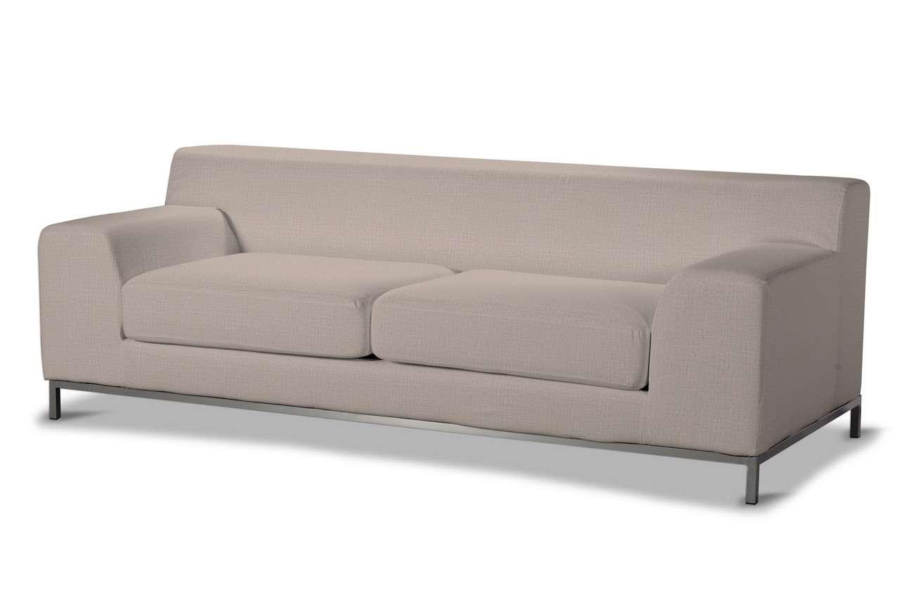 Pokrowiec na sofę Kramfors 3-osobowa w kolekcji Living II, tkanina: 160-85