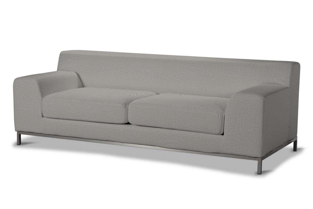 Pokrowiec na sofę Kramfors 3-osobowa w kolekcji Living II, tkanina: 160-89