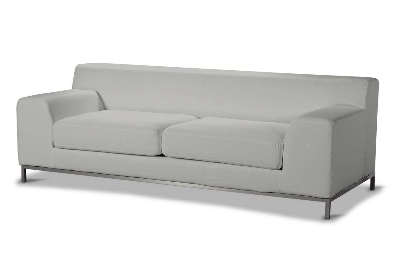Pokrowiec na sofę Kramfors 3-osobowa w kolekcji Living, tkanina: 161-18