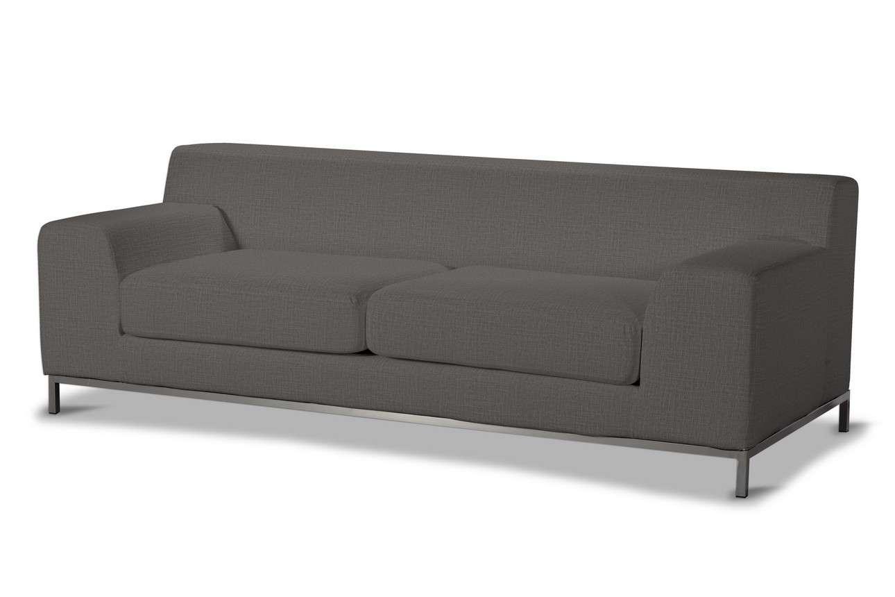 Pokrowiec na sofę Kramfors 3-osobowa w kolekcji Living II, tkanina: 161-16