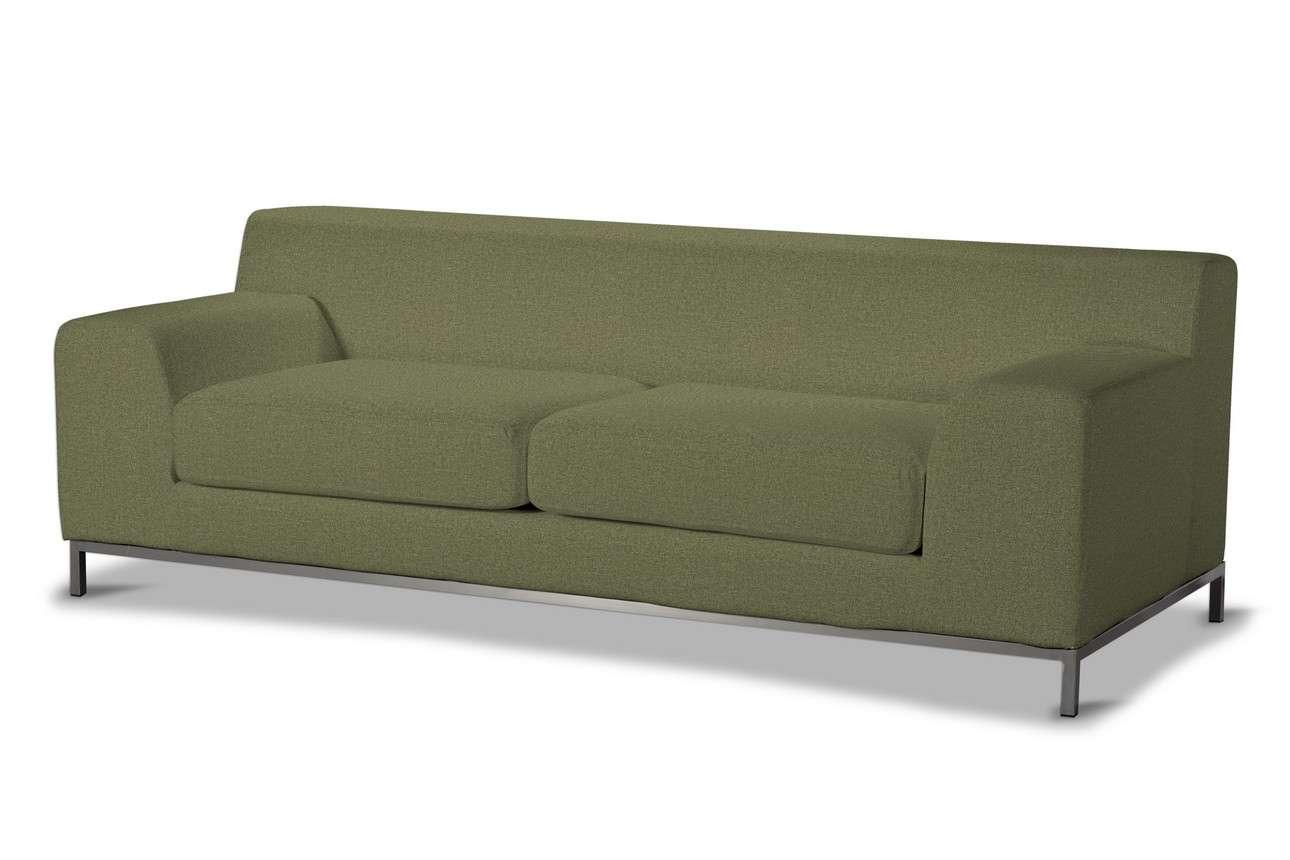 Pokrowiec na sofę Kramfors 3-osobowa w kolekcji Madrid, tkanina: 161-22