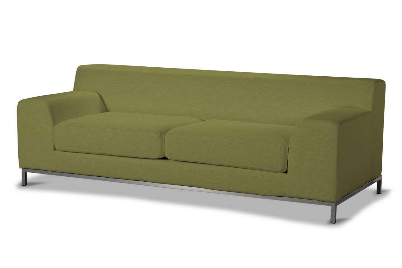 Pokrowiec na sofę Kramfors 3-osobowa w kolekcji Living II, tkanina: 161-13