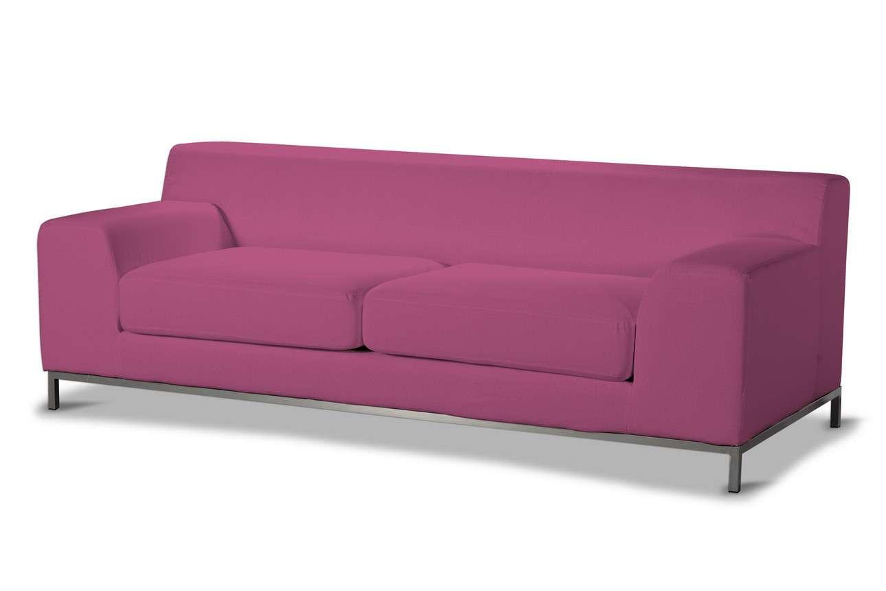 Pokrowiec na sofę Kramfors 3-osobowa w kolekcji Living, tkanina: 161-29