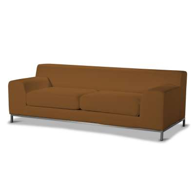 Pokrowiec na sofę Kramfors 3-osobowa w kolekcji Living, tkanina: 161-28