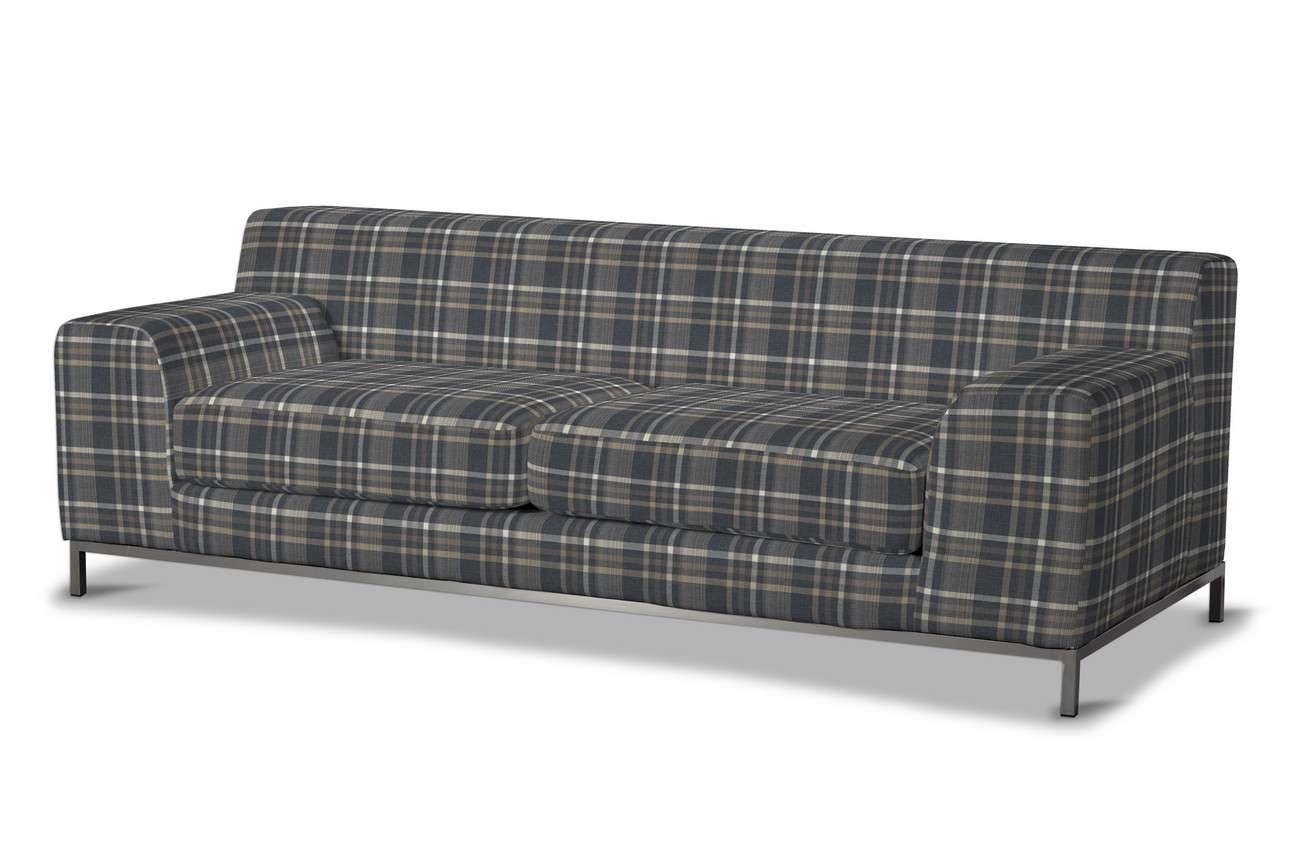 Pokrowiec na sofę Kramfors 3-osobowa w kolekcji Edinburgh, tkanina: 703-16