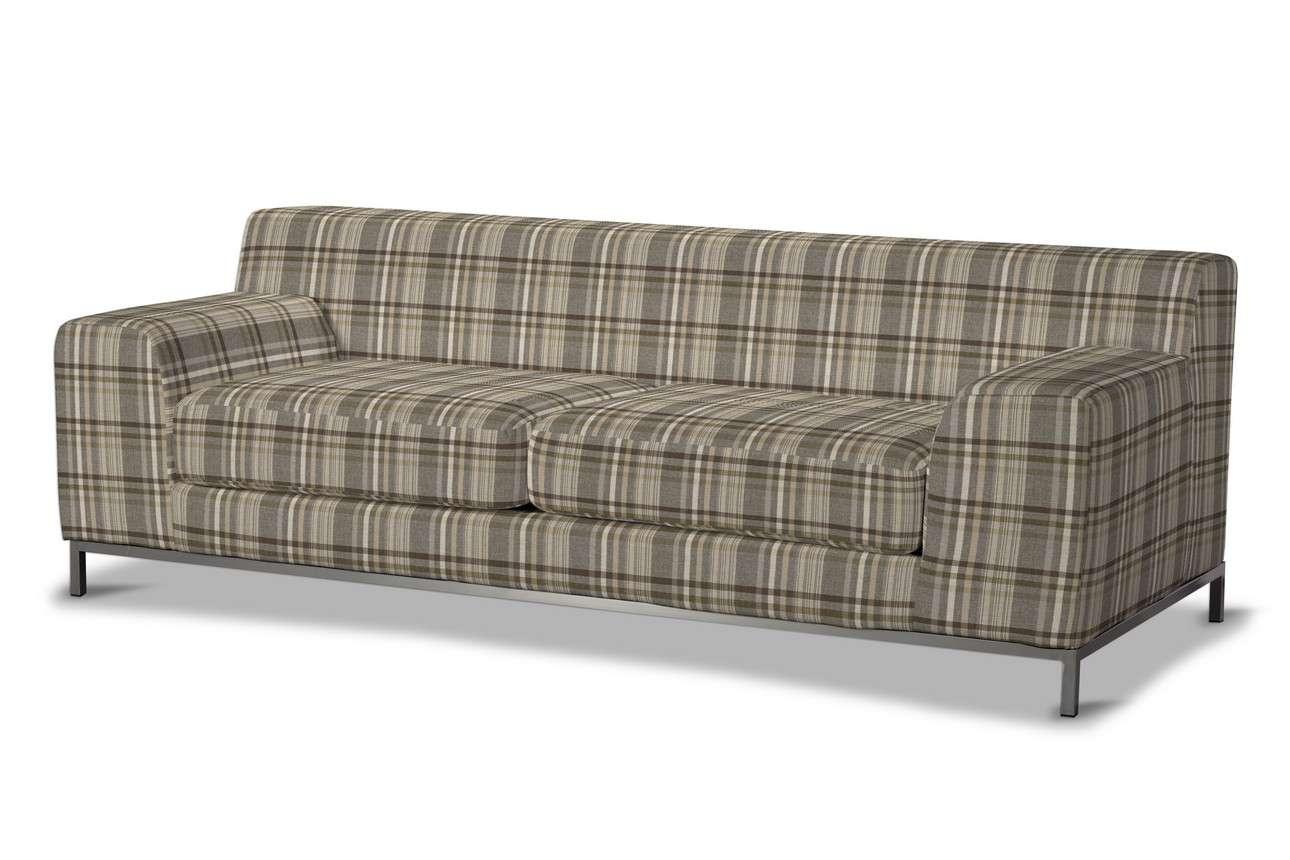 Pokrowiec na sofę Kramfors 3-osobowa w kolekcji Edinburgh, tkanina: 703-17