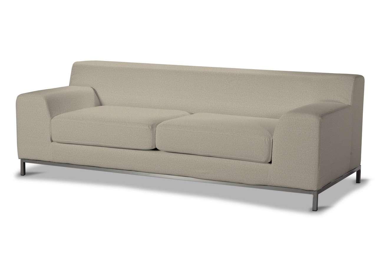 Pokrowiec na sofę Kramfors 3-osobowa w kolekcji Amsterdam, tkanina: 704-52